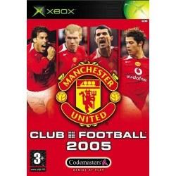 Club Football 2005: Manchester United Xbox Original