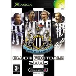 Club Football 2005 Newcastle Xbox Original