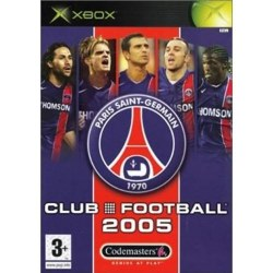Club Football 2005: Paris...