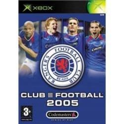 Club Football 2005 Rangers Xbox Original
