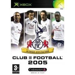 Club Football 2005: Tottenham Hotspurs Xbox Original