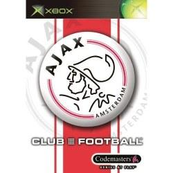 Club Football Ajax Xbox Original
