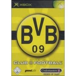 Club Football Borussia Dortmund Xbox Original