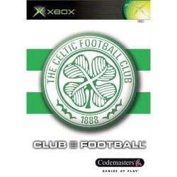 Club Football: Celtic Xbox Original