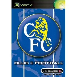 Club Football Chelsea Xbox Original