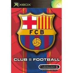 Club Football: FC Barcelona Xbox Original