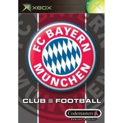 Club Football FC Bayern Munchen Xbox Original