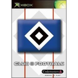 Club Football Hamburger SV Xbox Original
