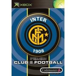 Club Football Inter Milan Internazionale Xbox Original