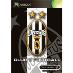 Club Football Juventus Xbox Original