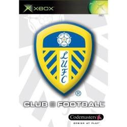 Club Football Leeds United Xbox Original