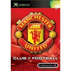Club Football: Manchester United Xbox Original