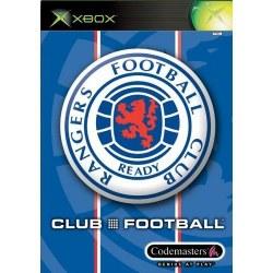 Club Football Rangers Xbox Original