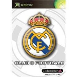 Club Football Real Madrid Xbox Original