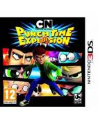CN: Cartoon Network Punch Time Explosion 3DS