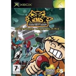 Codename Kids Next Door Xbox Original
