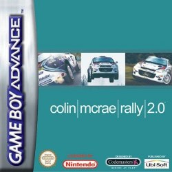 Colin MacRae Rally 2.0 Gameboy Advance