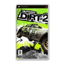 Colin McRae DiRT 2 PSP