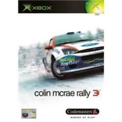 Colin McRae Rally  3 Xbox Original