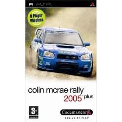 Colin McRae Rally 2005 PSP