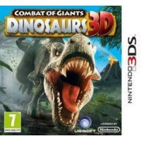 Combat of The Giants Dinosaurs 3DS