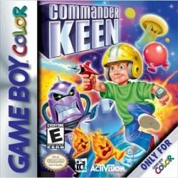 Commander Keen Gameboy