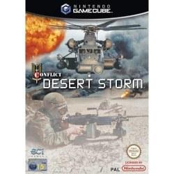 Conflict Desert Storm Gamecube