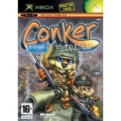 Conker Live & Reloaded Xbox Original