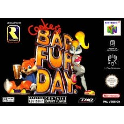 Conkers' Bad Fur Day N64