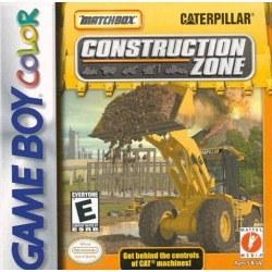 Construction Zone Gameboy