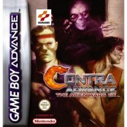 Contra Advance: The Alien...