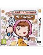 Cooking Mama Bon Appetit 3DS