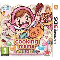 Cooking Mama: Sweet Shop 3DS