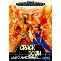 Crackdown Megadrive