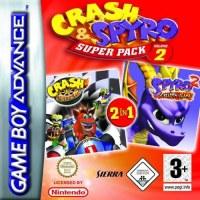 Crash & Spyro SuperPack Volume 2 Gameboy Advance