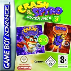 Crash & Spyro SuperPack...