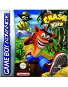 Crash Bandicoot XS Gameboy Advance