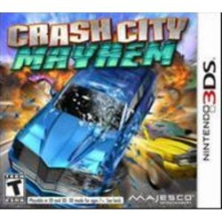 Crash City Mayhem 3DS