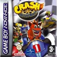 Crash Nitro Kart Gameboy Advance