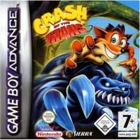 Crash of the Titans Gameboy Advance