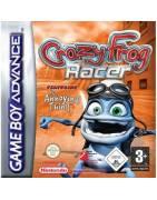Crazy Frog Racer Gameboy Advance