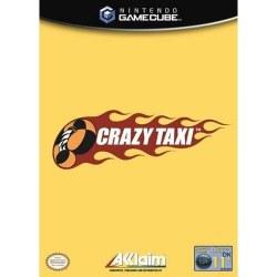 Crazy Taxi Gamecube