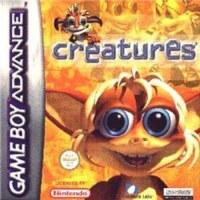 Creatures Gameboy Advance