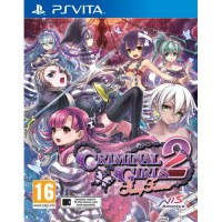 Criminal Girls 2 Party Favors Playstation Vita