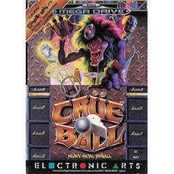 Crue Ball Megadrive