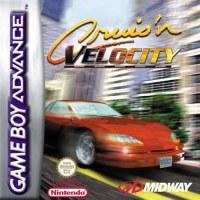 Cruis'n Velocity Gameboy Advance