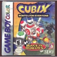 Cubix Robots for Everyone Gameboy