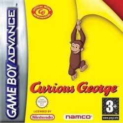 Curious George Gameboy Advance