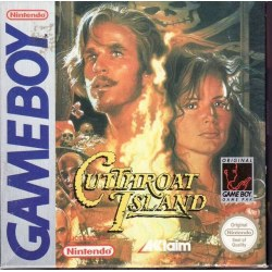 Cut Throat Island Gameboy
