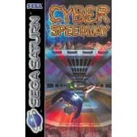 Cyber Speedway Saturn